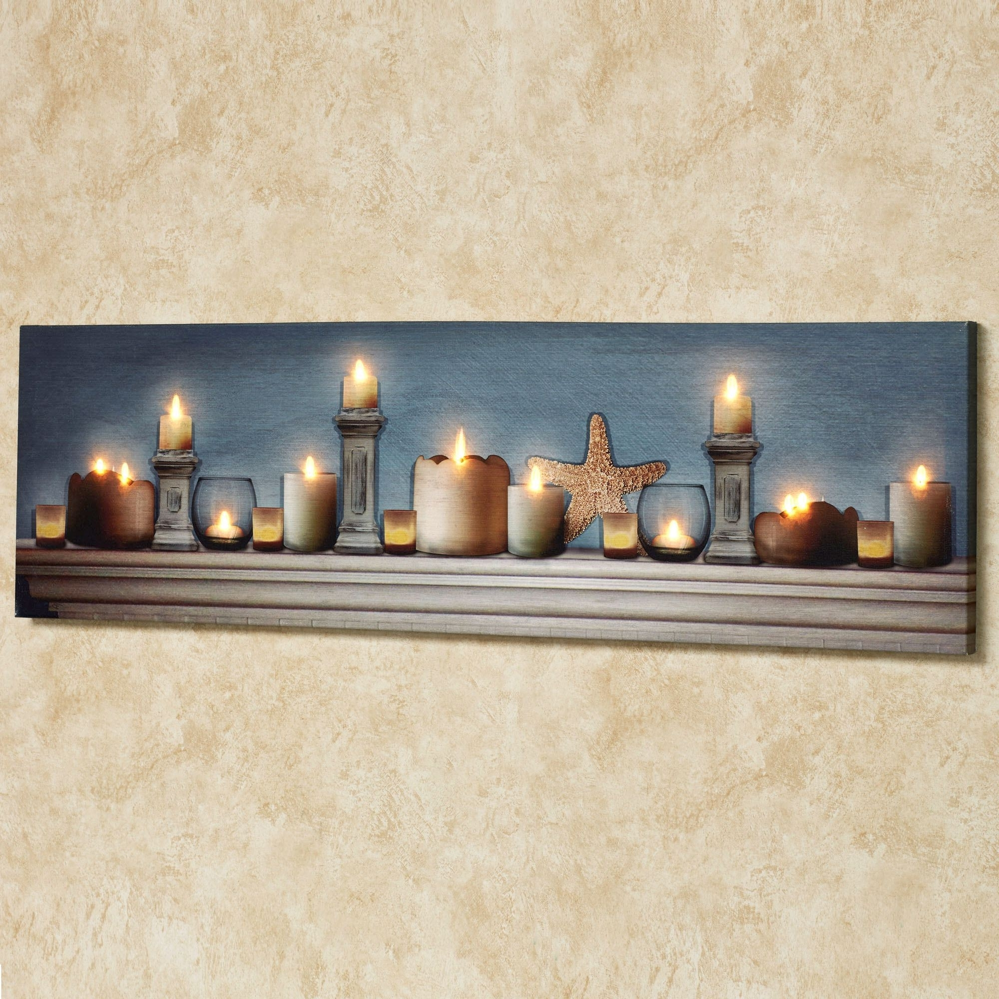 Country Canvas Wall Art For Well Known 35 Lighted Canvas Wall Art My Wall Of Life (View 3 of 15)