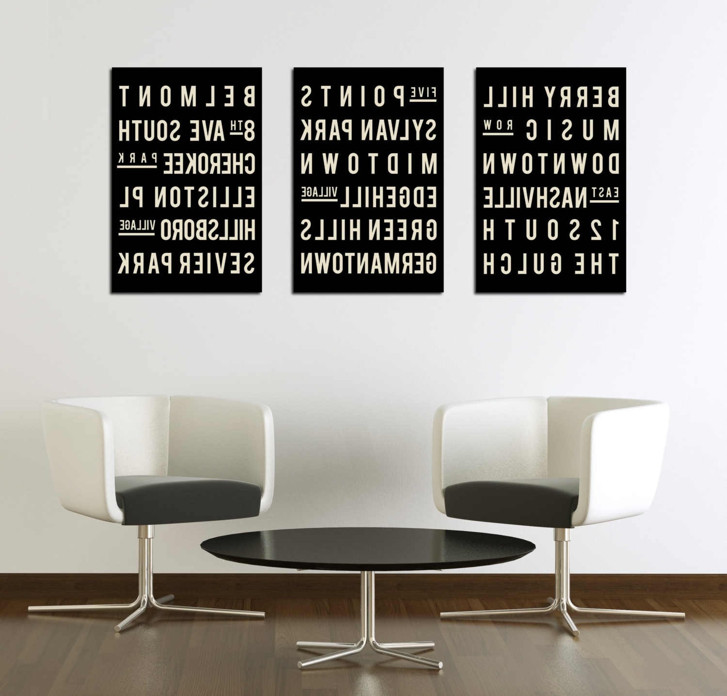Creative Ideas For Best And Newest Industrial Wall Art (View 3 of 15)
