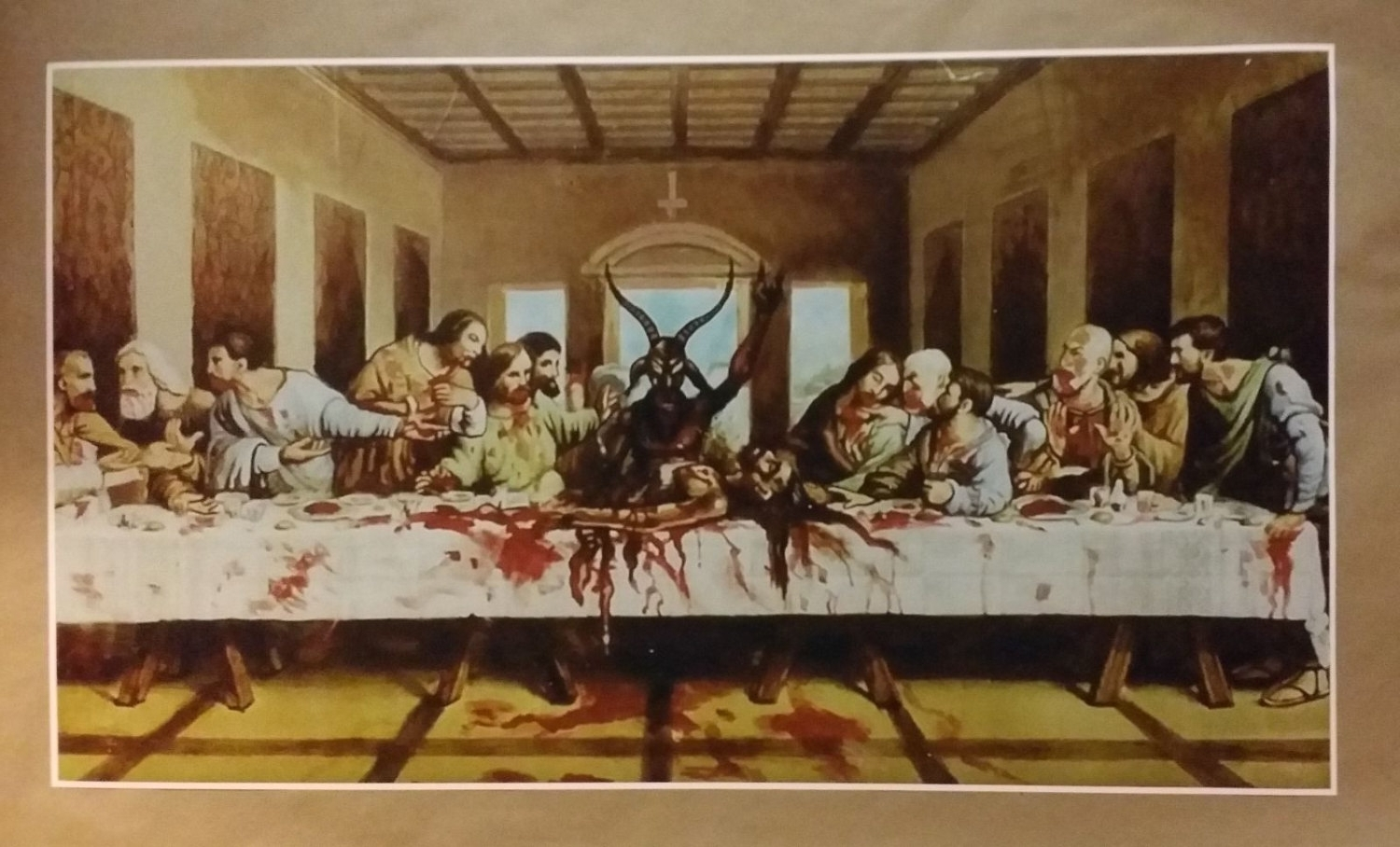 Featured Photo of Last Supper Wall Art
