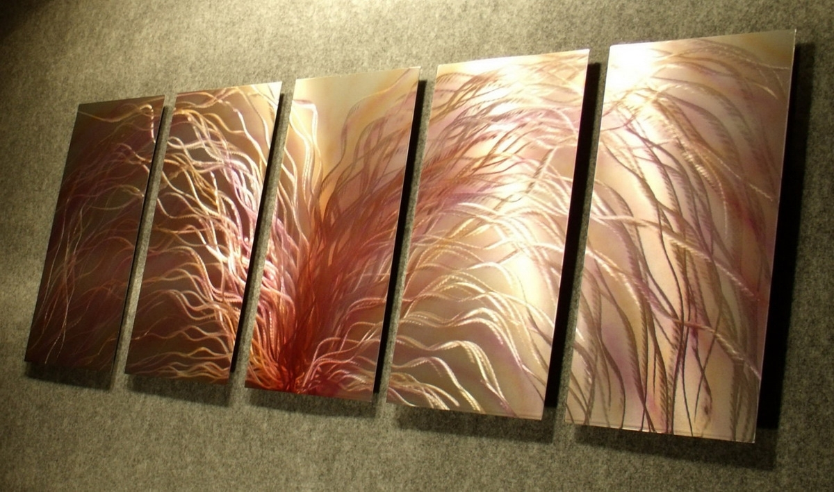 Current 3D Metal Wall Art Intended For 3D Metal Wall Art Sculpture : Unique Material Decorative Metal (View 6 of 15)