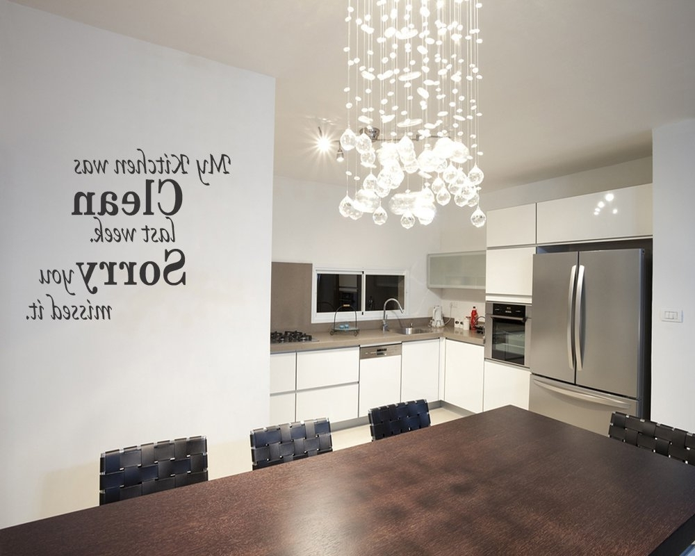Current 4 Tips To Make Your Kitchen Wall Decoration Stand Out Pertaining To Cool Kitchen Wall Art (View 14 of 15)