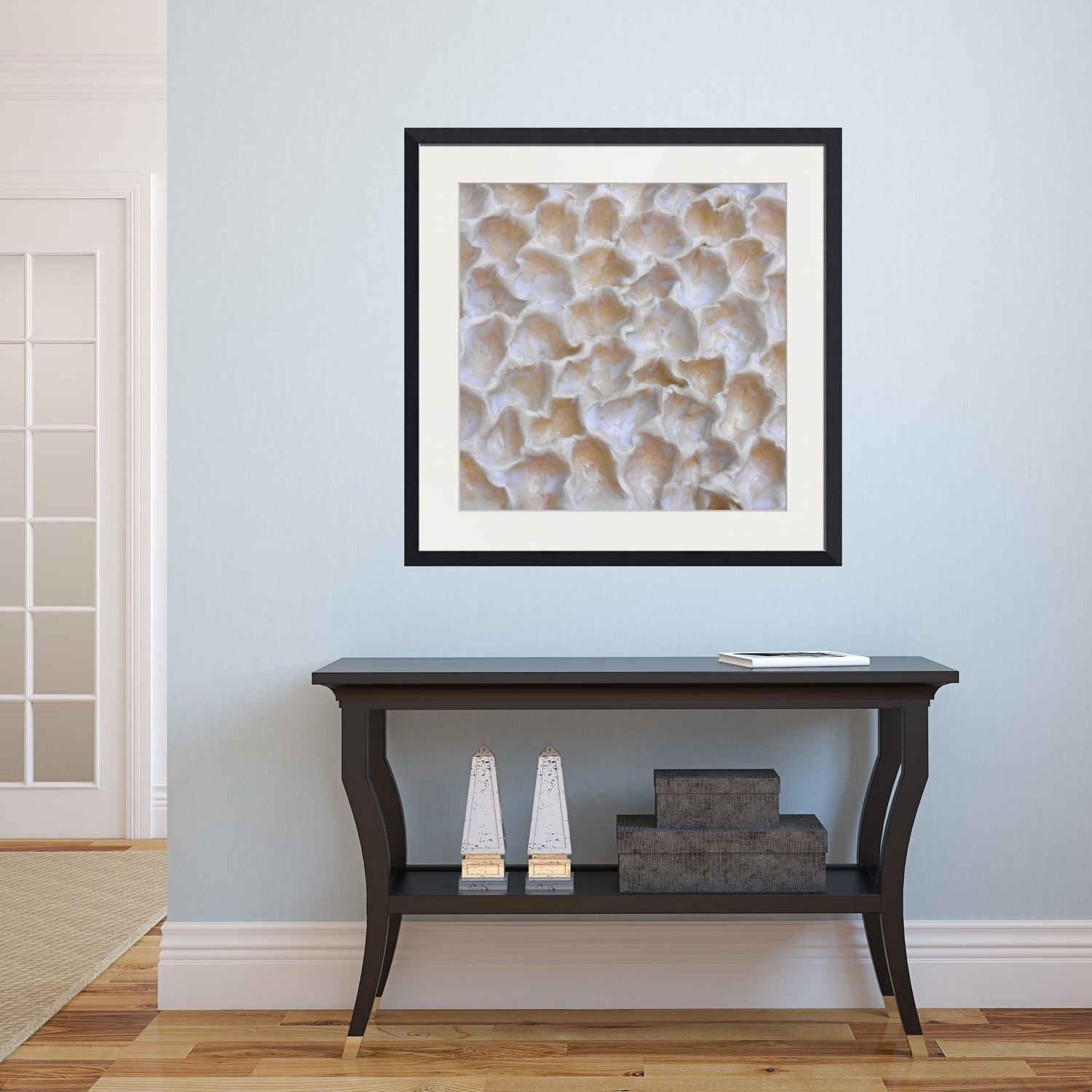 Current Abstract Framed Wall Art – Square # (View 8 of 15)