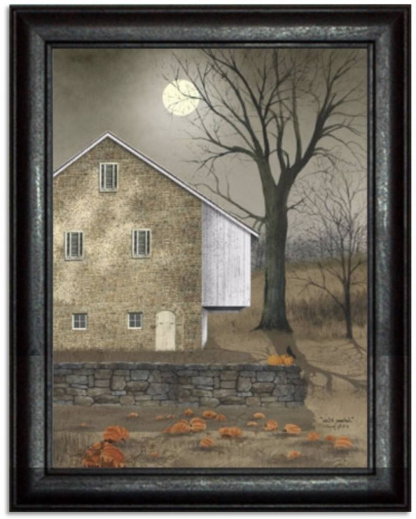 Current Autumn Moon Printbilly Jacobs – Primitive Country Art – Nana's Throughout Billy Jacobs Framed Wall Art Prints (View 6 of 15)
