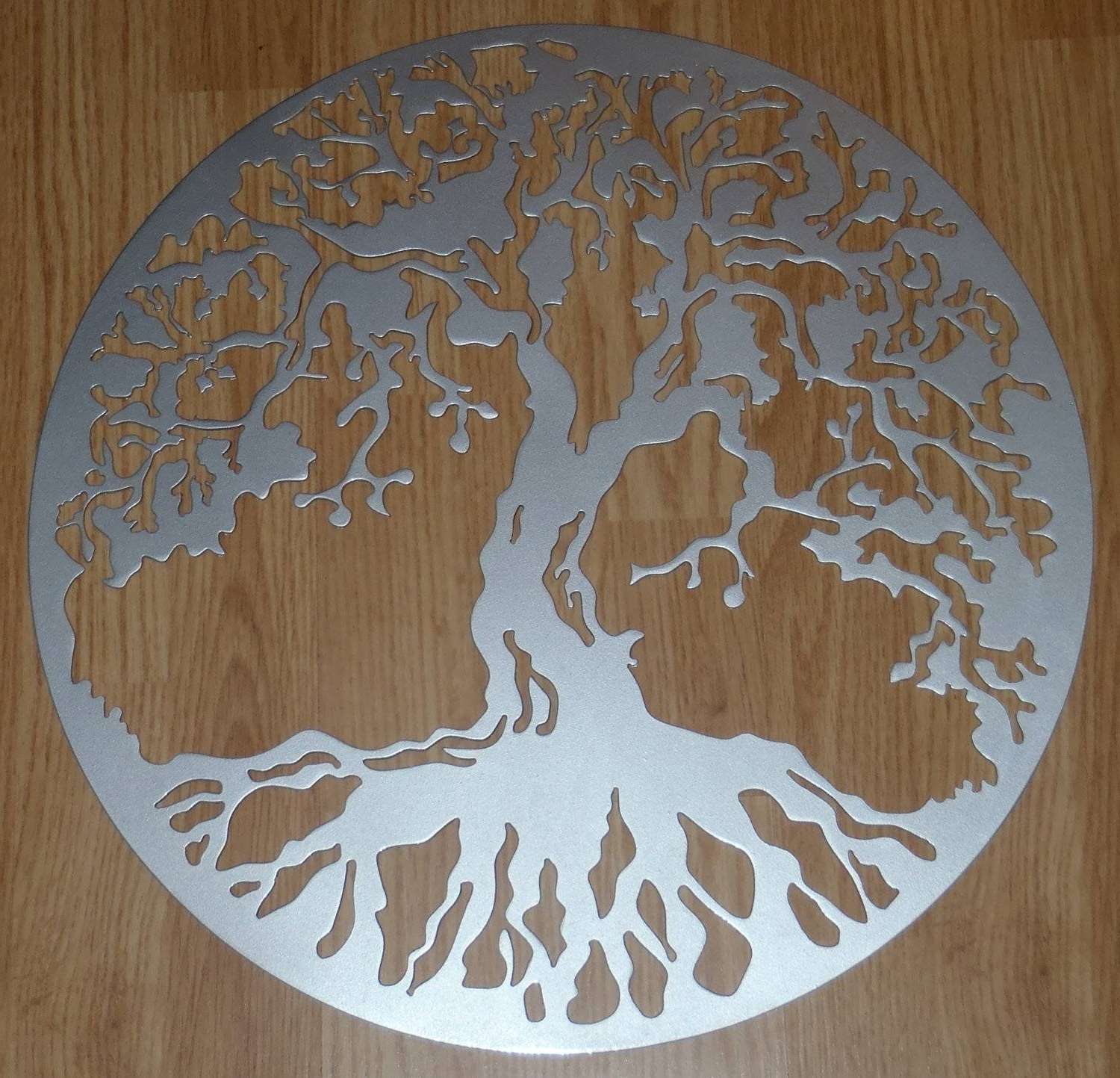 Current Celtic Tree Of Life Wall Art For Crafty Tree Of Life Wall Decor Also Improvements Bronze 3D Brass (View 4 of 15)