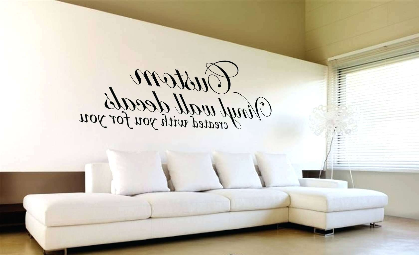 Current Customized Decals For Walls Wall Decals Wall Stickers Murals Wall Regarding Customized Wall Art (View 2 of 15)