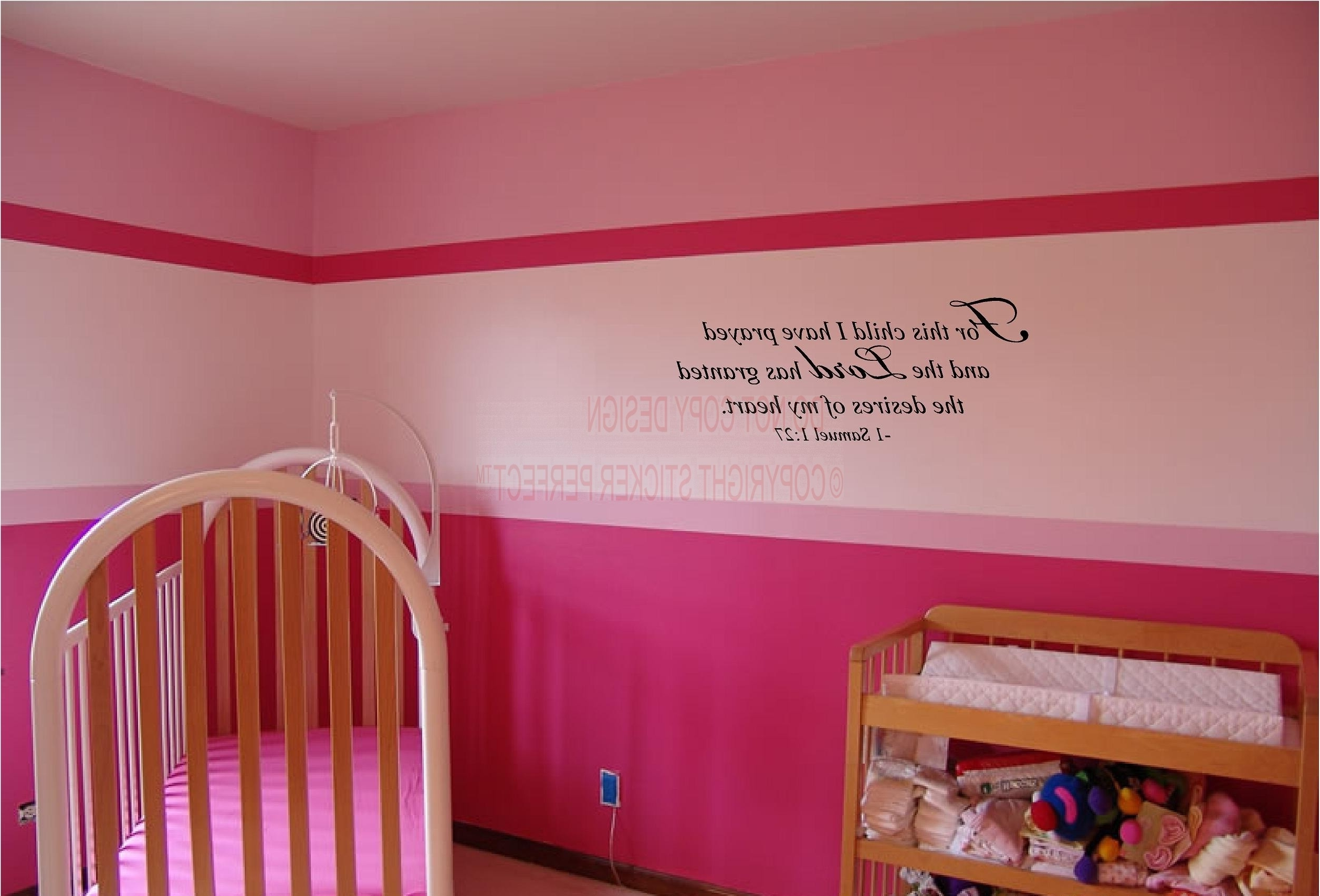 Featured Photo of For This Child I Have Prayed Wall Art