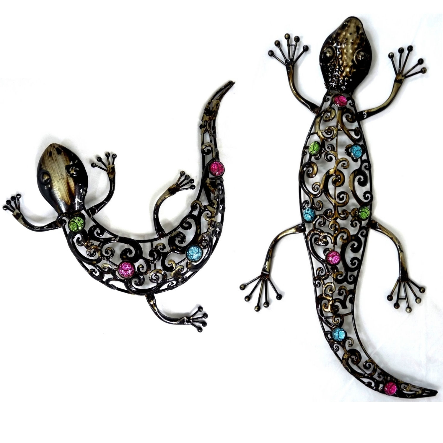 Featured Photo of Gecko Outdoor Wall Art