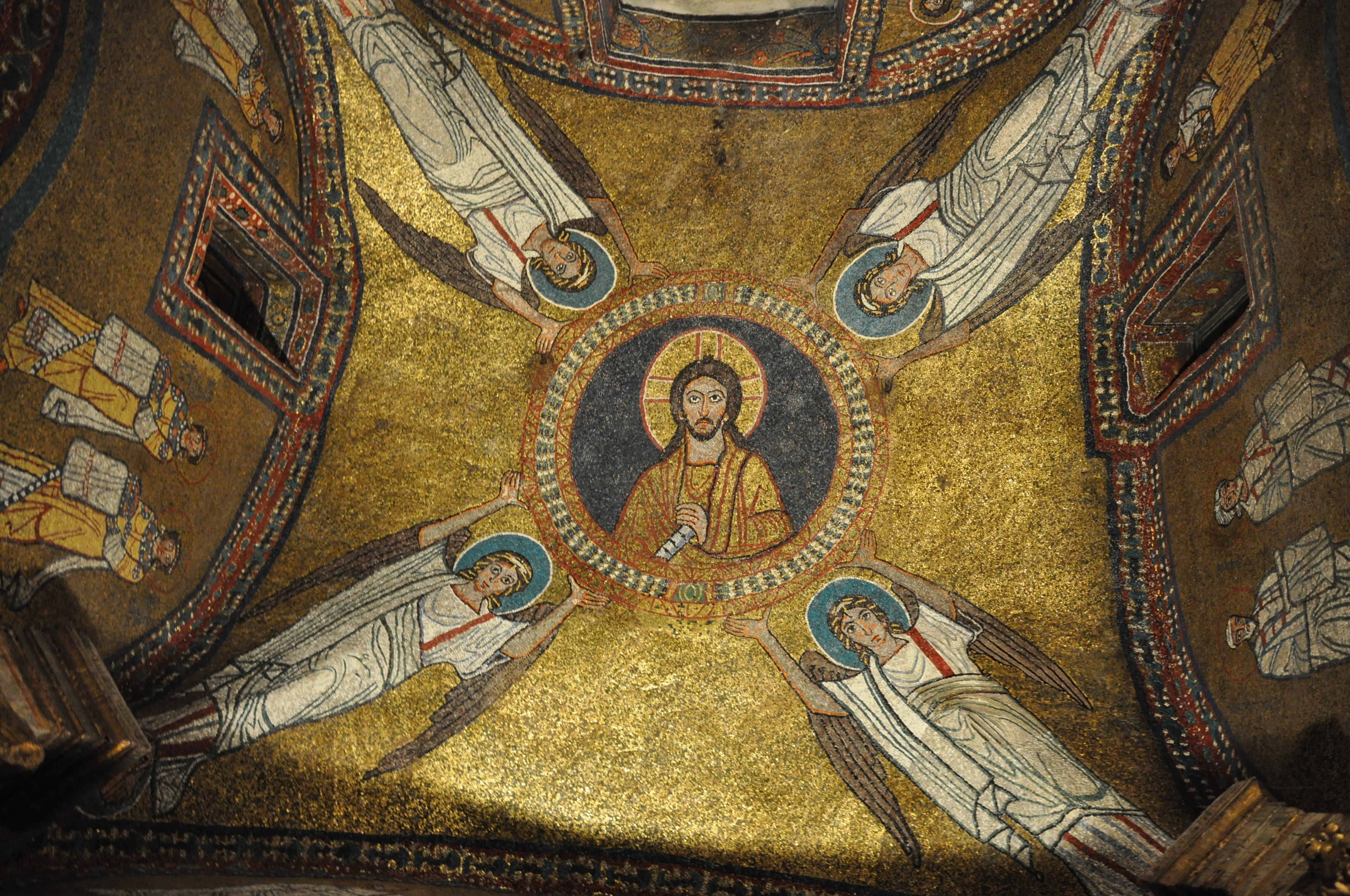 Current In Photos: 6 Places To See The Best Byzantine Mosaics In Italy Pertaining To Italian Mosaic Wall Art (View 3 of 15)
