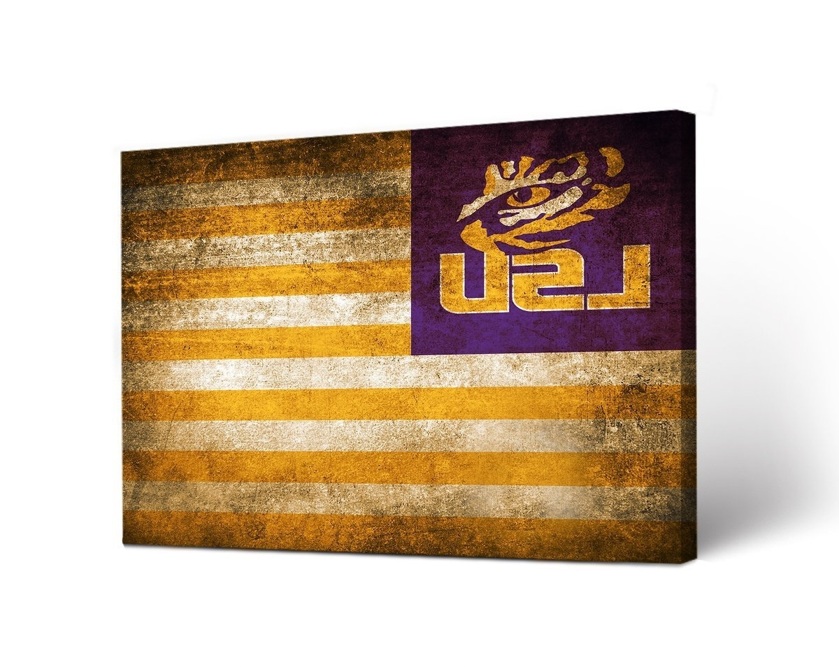 Featured Photo of Lsu Wall Art
