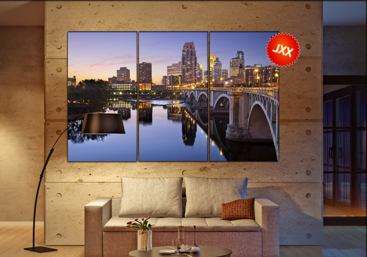 Featured Photo of Minneapolis Wall Art