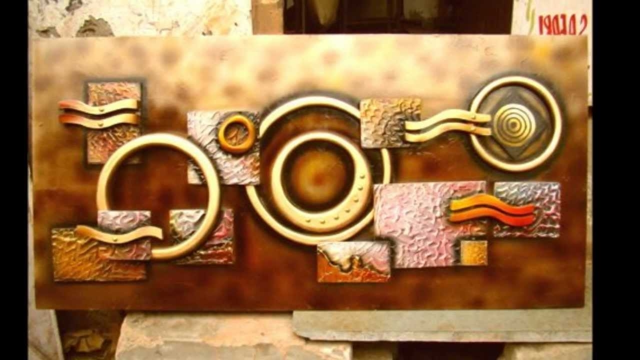 Current Wall Art, Covering And Wall Art Decoration In Delhi, India – Youtube Intended For India Abstract Metal Wall Art (View 5 of 15)