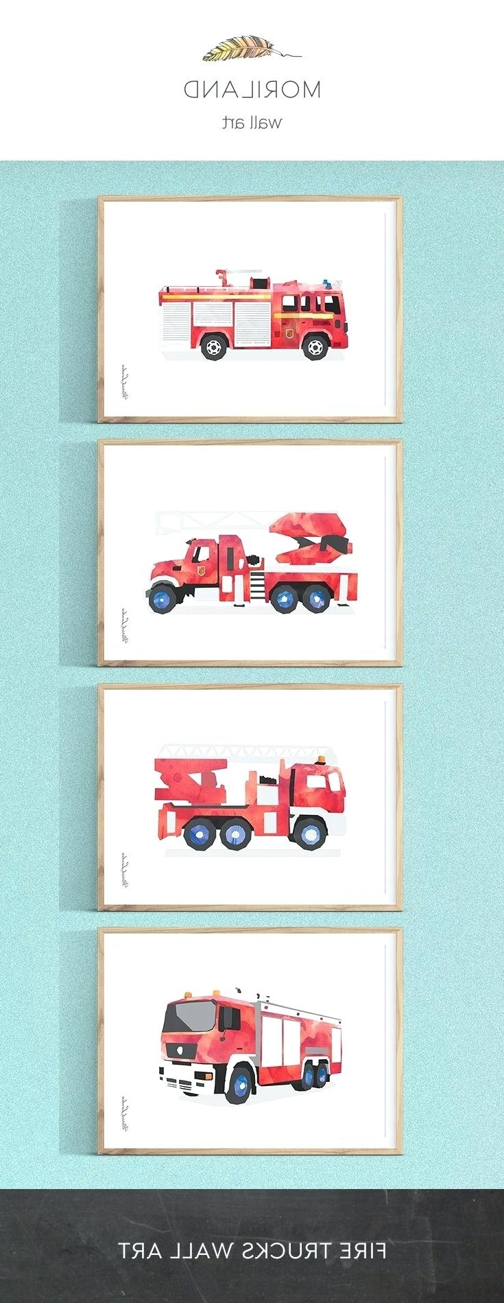 Curtain: Fire Truck Curtains. Fire Truck Window Curtains (View 5 of 15)