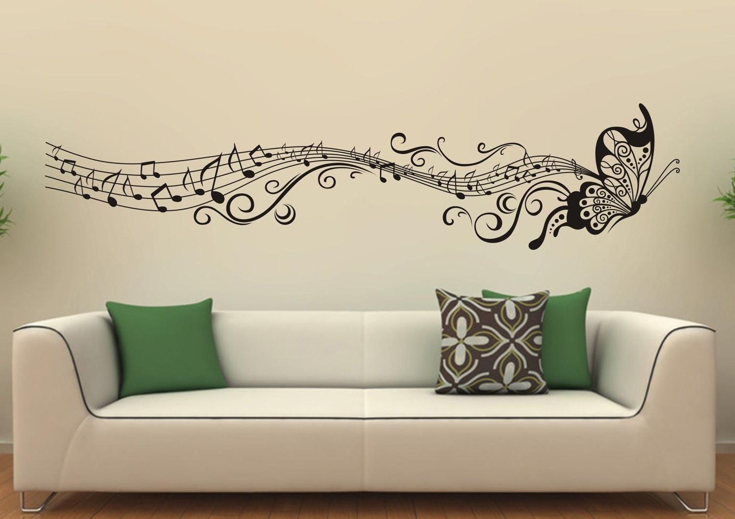 Decorations : Diy Home Decor Interior With Wall Art Frame Stunning Pertaining To 2018 Music Theme Wall Art (View 6 of 15)