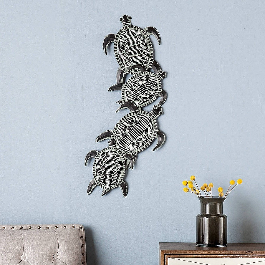 Decorative Metal Disc Wall Art Awesome Great Penguin Books Wall Throughout Well Known Decorative Metal Disc Wall Art (View 14 of 15)