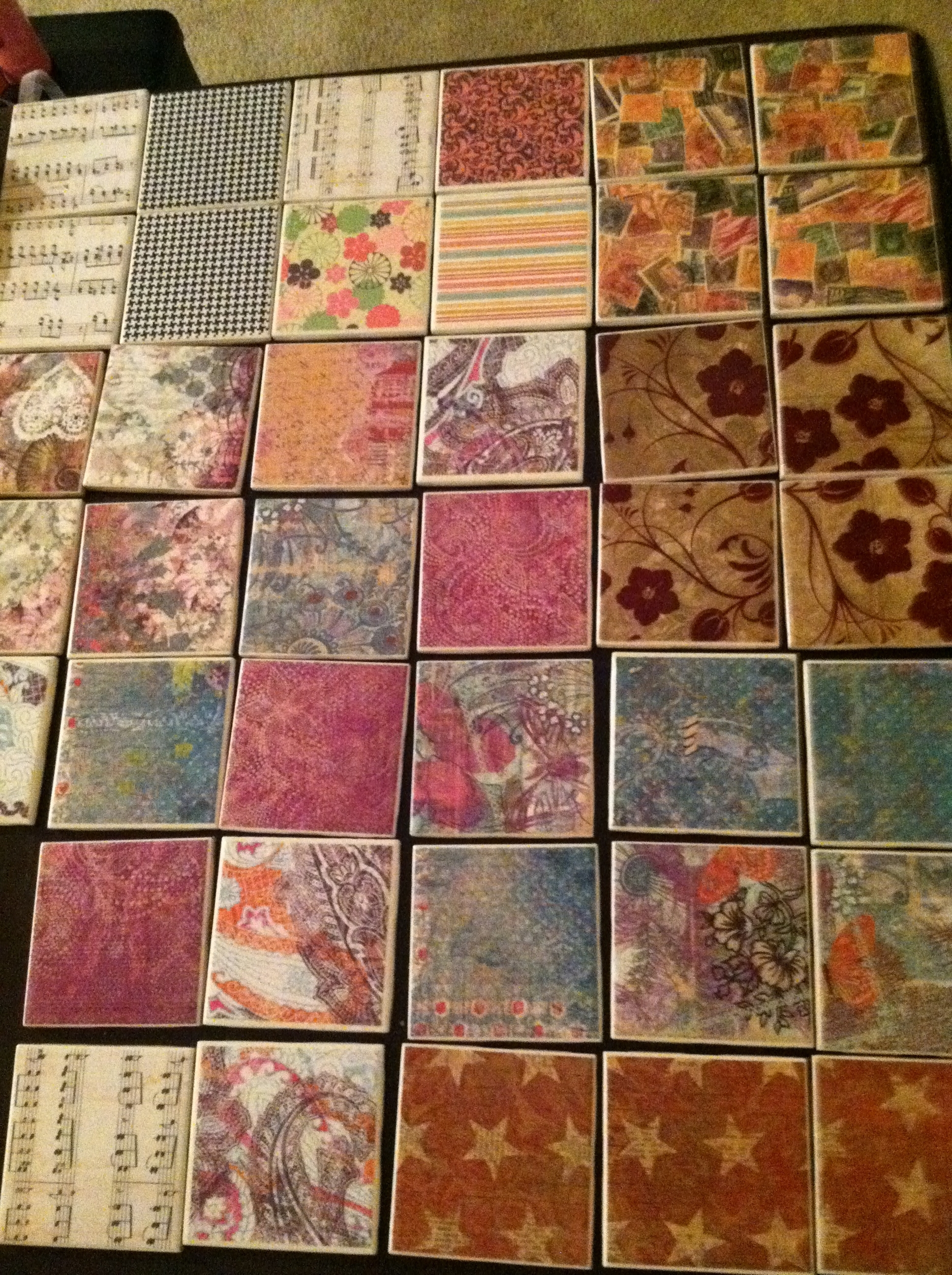 Decoupage Wall Art With Regard To Preferred Decoupage Floors – Google Search (View 15 of 15)