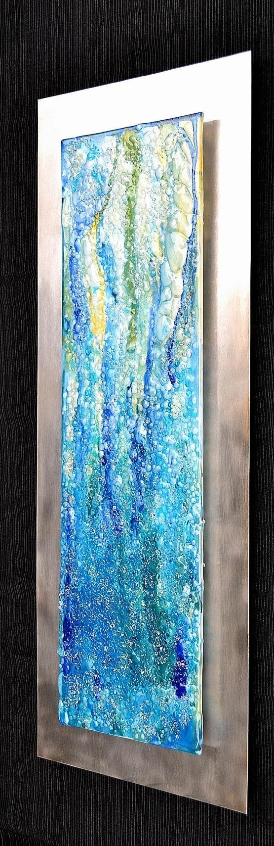 Designer Glass Mosaics (View 4 of 15)