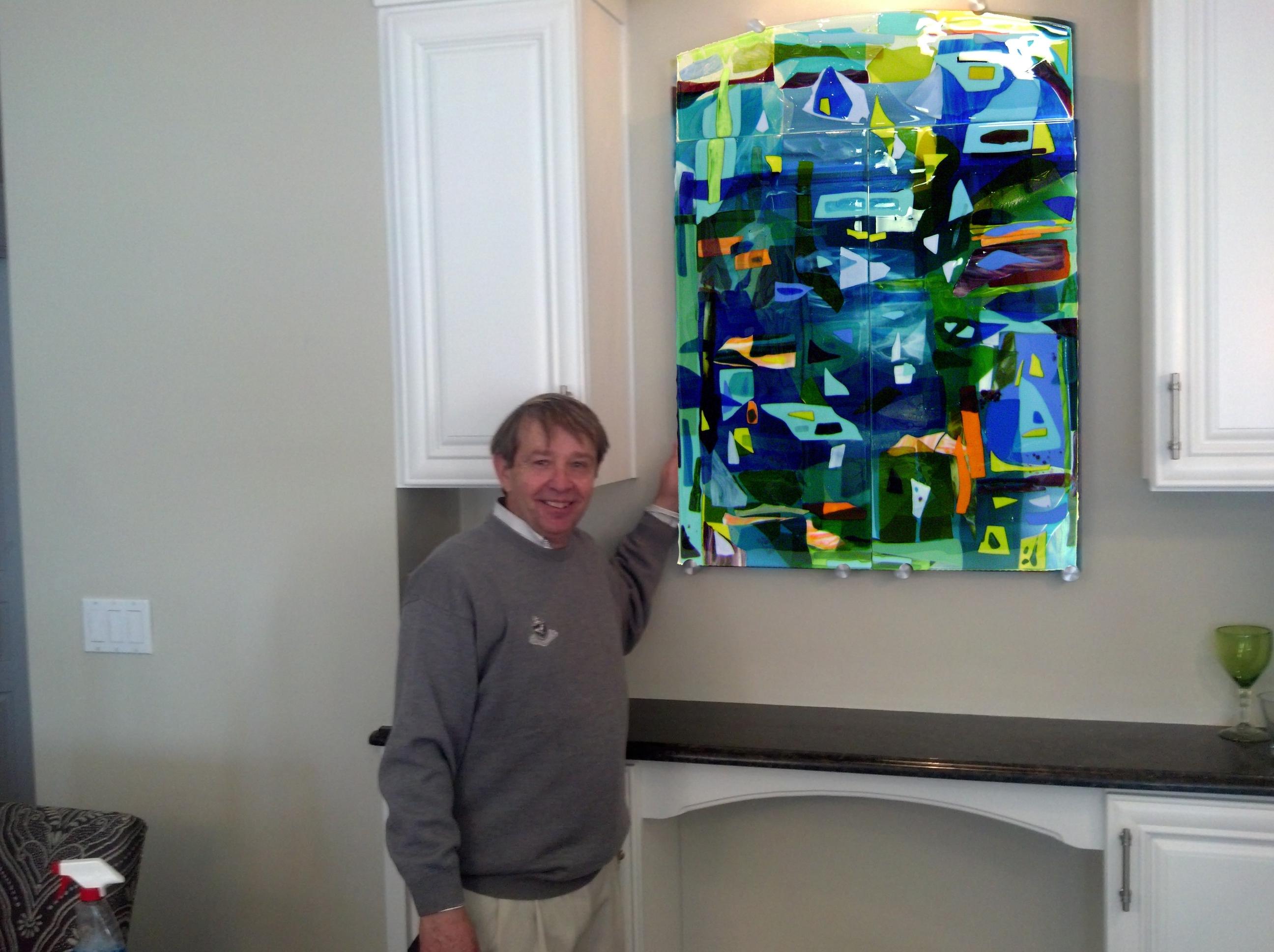 Designer Glass Mosaics (View 2 of 15)