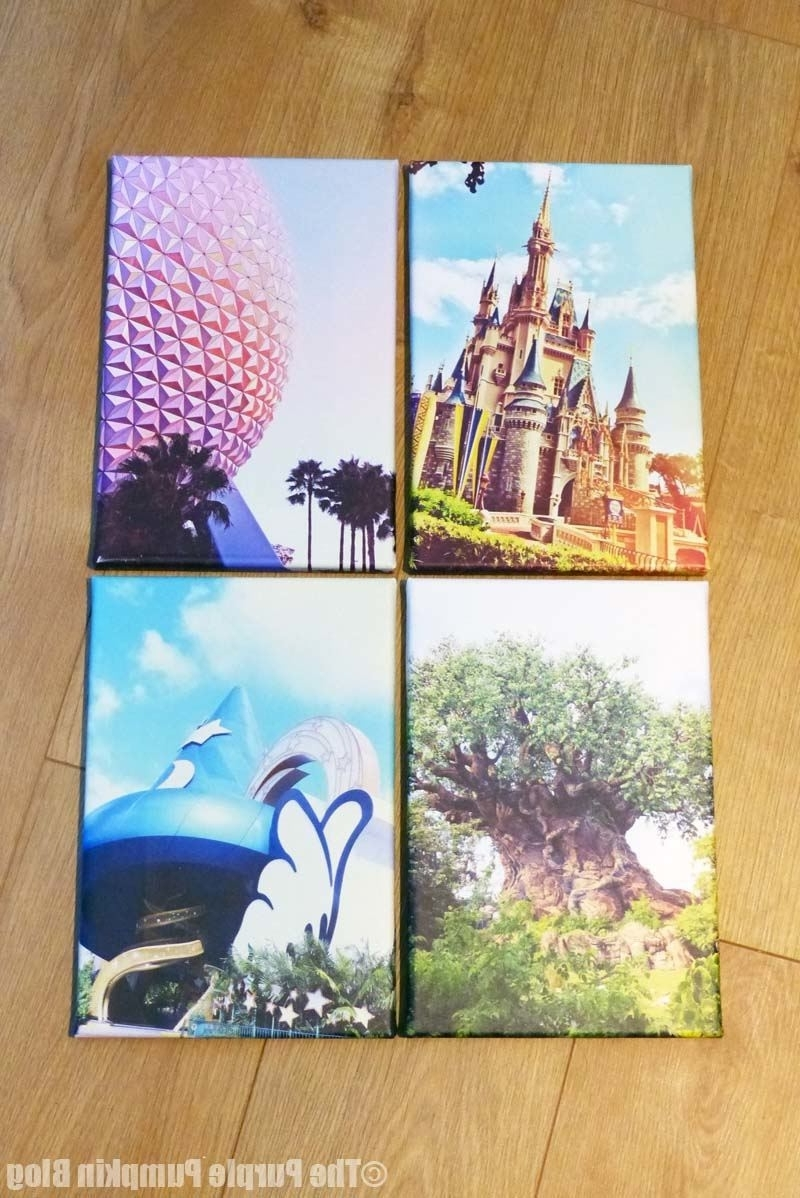 Disney Wall Art At Home And Interior Design Ideas In Famous Disney Canvas Wall Art (View 6 of 15)