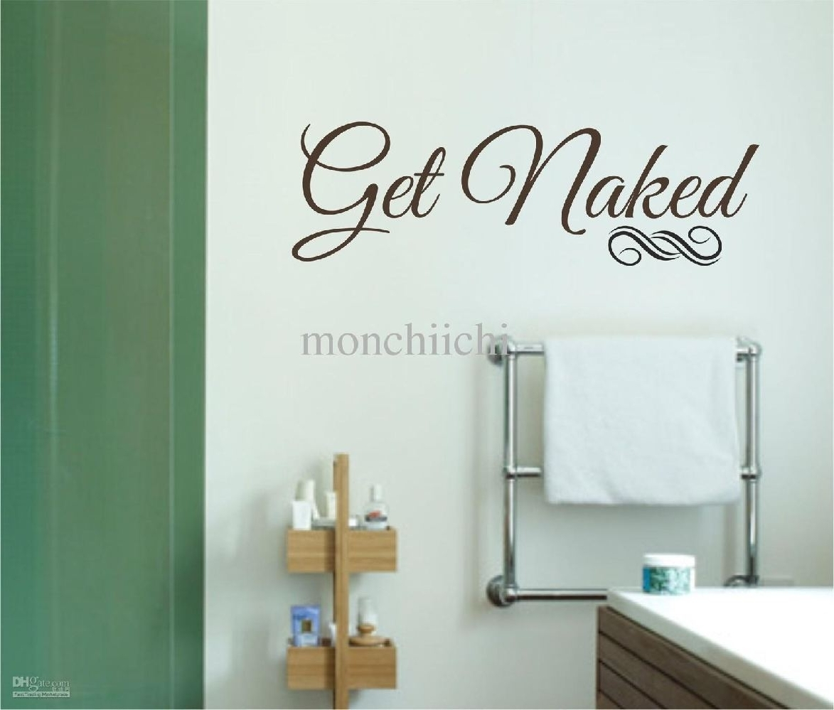Diy Bathroom Canvas Wall Art Modern Glass Shower Enclosure Designs Inside Most Recent Shower Room Wall Art (View 5 of 15)