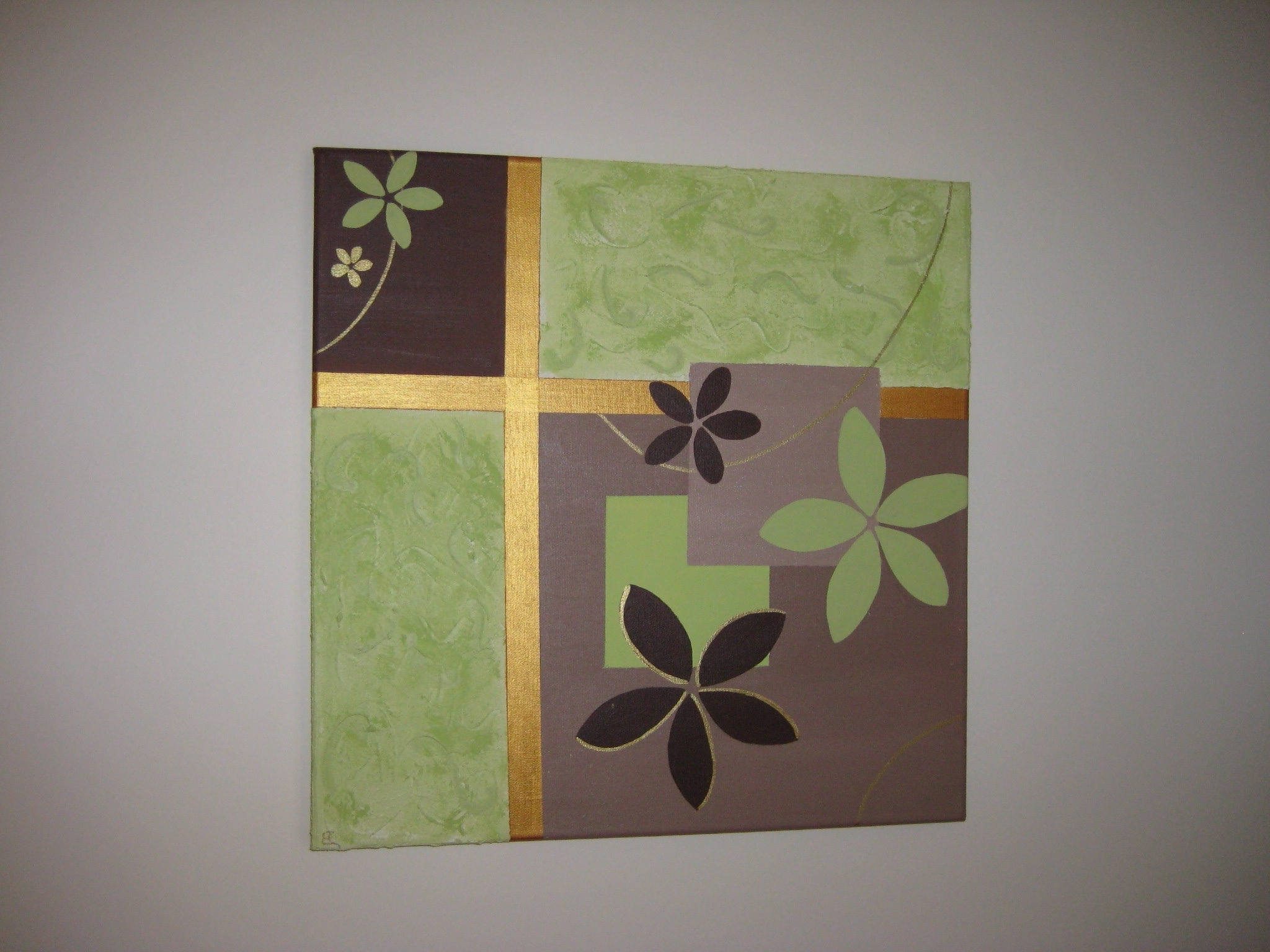 Diy Canvas Painting Ideas (View 1 of 15)