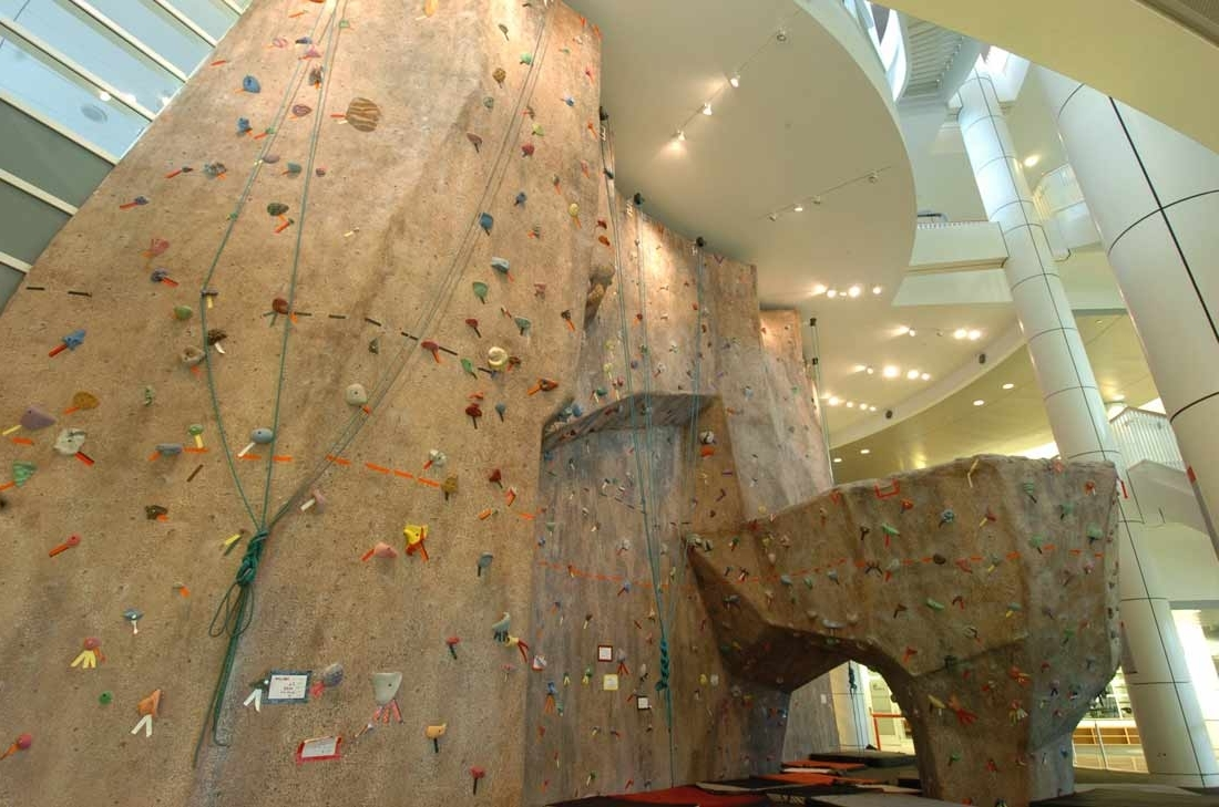 Diy Home Bouldering Wall Youtube Modern Home Rock Climbing Wall Within Preferred Home Bouldering Wall Design (View 5 of 15)