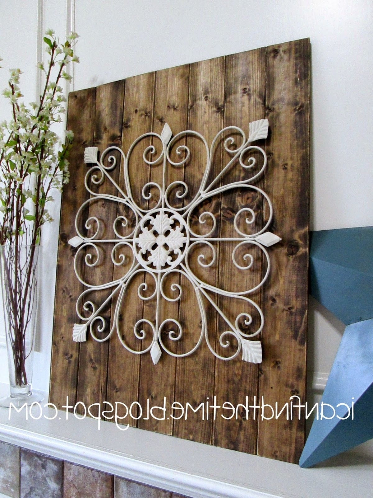 Diy Metal Wall Art With Most Recently Released Wood And Metal Wall Art (View 6 of 15)