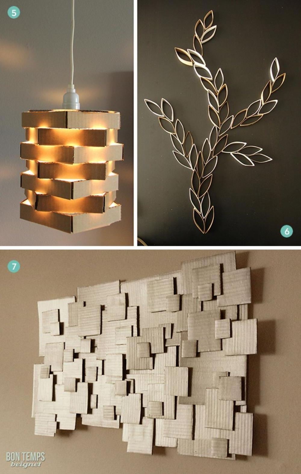 Diy Modern Wall Art (Gallery 5 of 15)