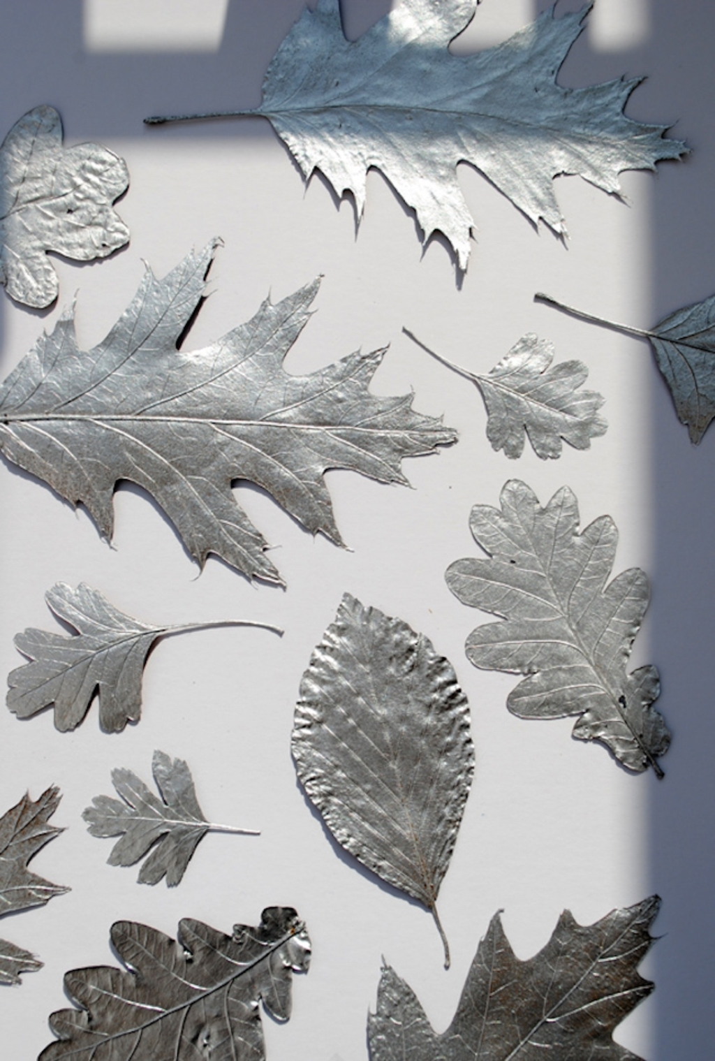 Diy Projects: Leaf Relief Craft To Use As Wall Art – 8 Creative Intended For Latest Seasonal Wall Art (View 2 of 15)