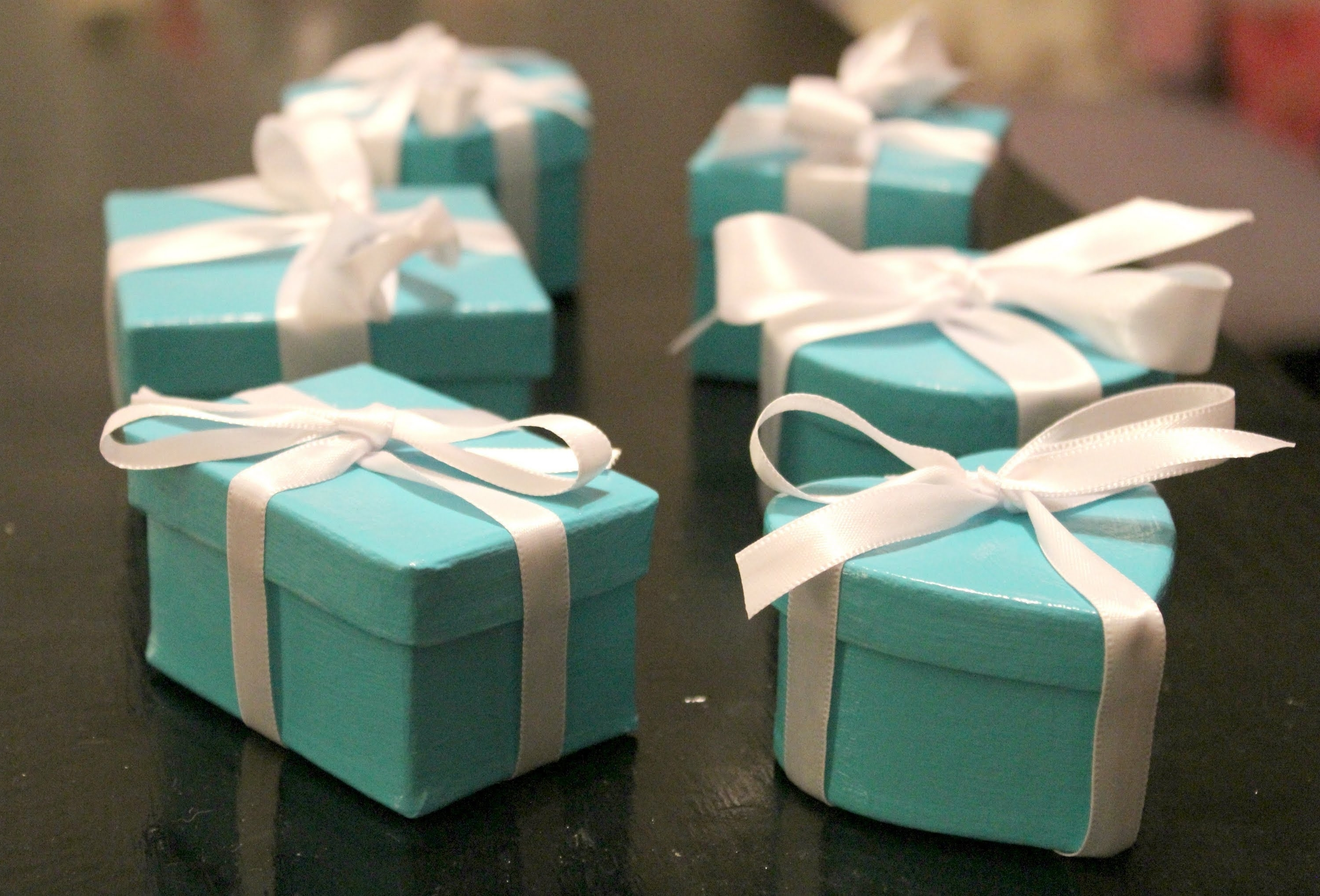 Diy Tiffany Boxes – Youtube Throughout Famous Tiffany And Co Wall Art (View 3 of 15)