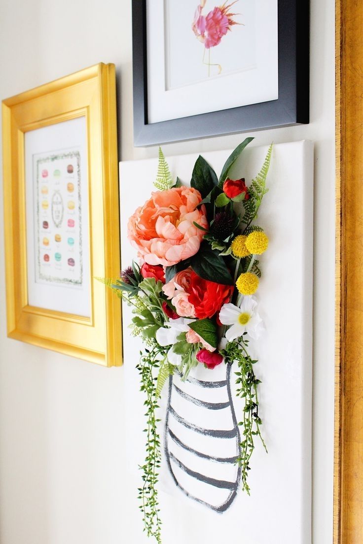 3 Home Decor Trends For Spring Brittany Stager: Best 15+ Of Do It Yourself 3D Wall Art