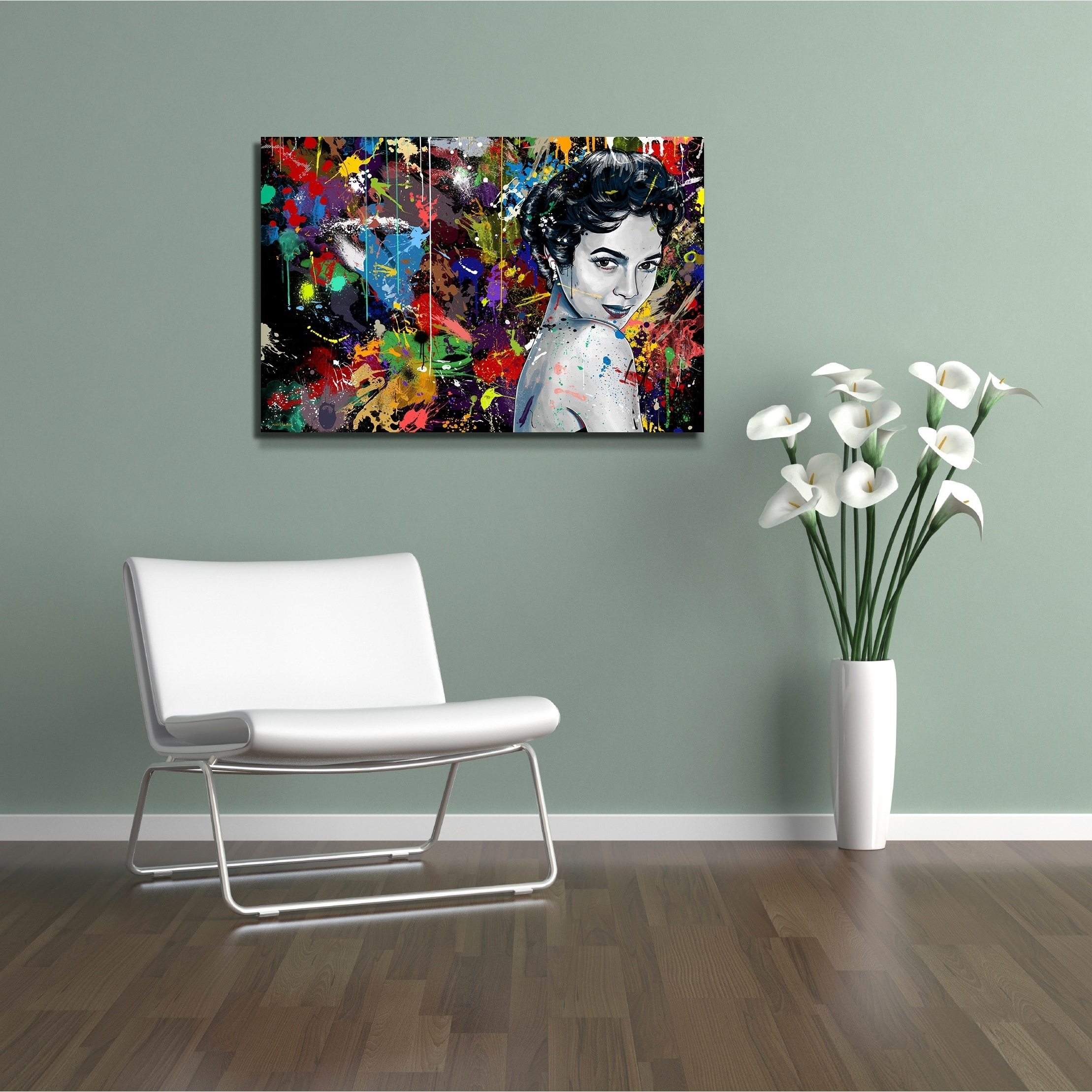 Dorothy Dandridge Wall Art Intended For Recent Product (Gallery 12 of 15)