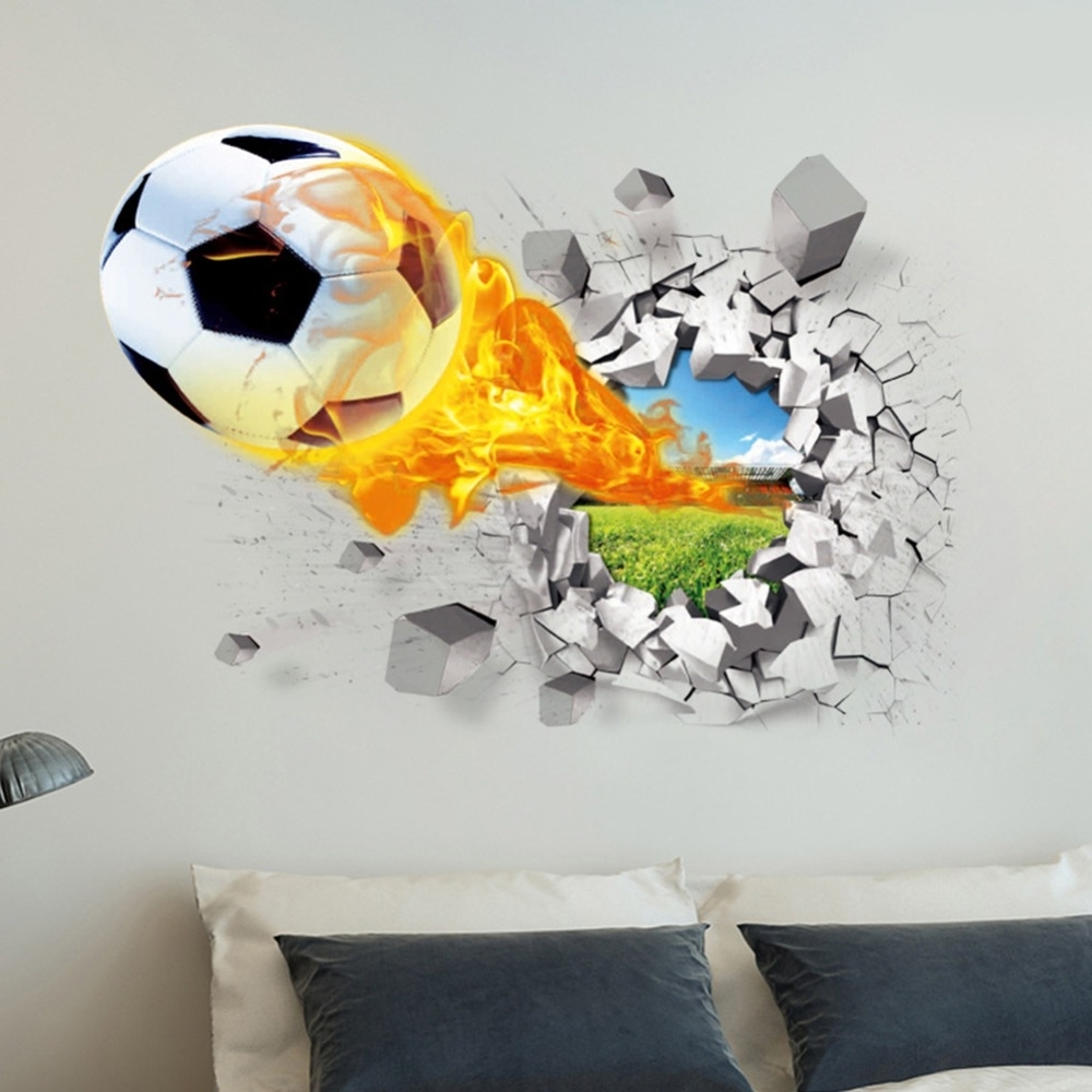 Download Football Wall Decor (View 5 of 15)