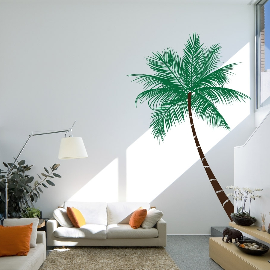 Download Palm Tree Wall Art (View 5 of 15)