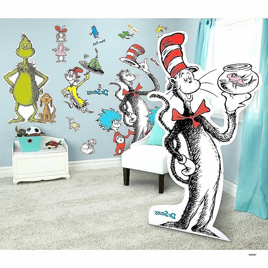 Dr Seuss Canvas Wall Art Throughout Most Recent Wall Art Best Of Dr Seuss Canvas Wall Art High Resolution (View 11 of 15)