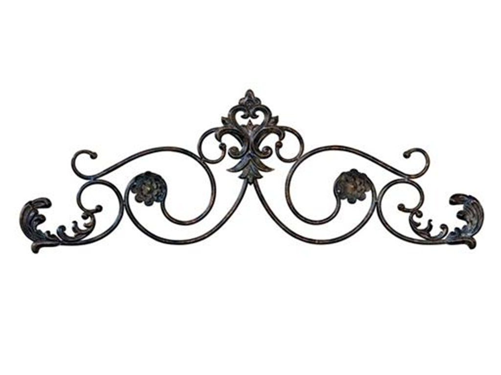 ▻ Decor : 95 Home Decor With Wrought Iron Wall Art Filigree Wall Intended For Widely Used Filigree Wall Art (View 6 of 15)