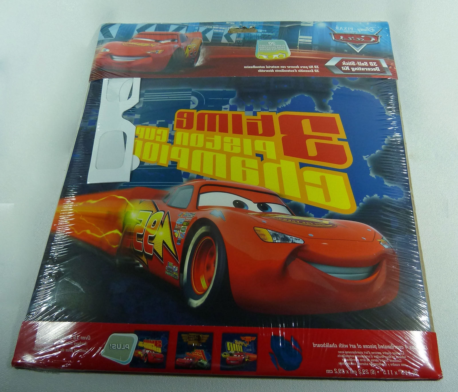 Ebay Intended For Cars 3D Wall Art (View 11 of 15)