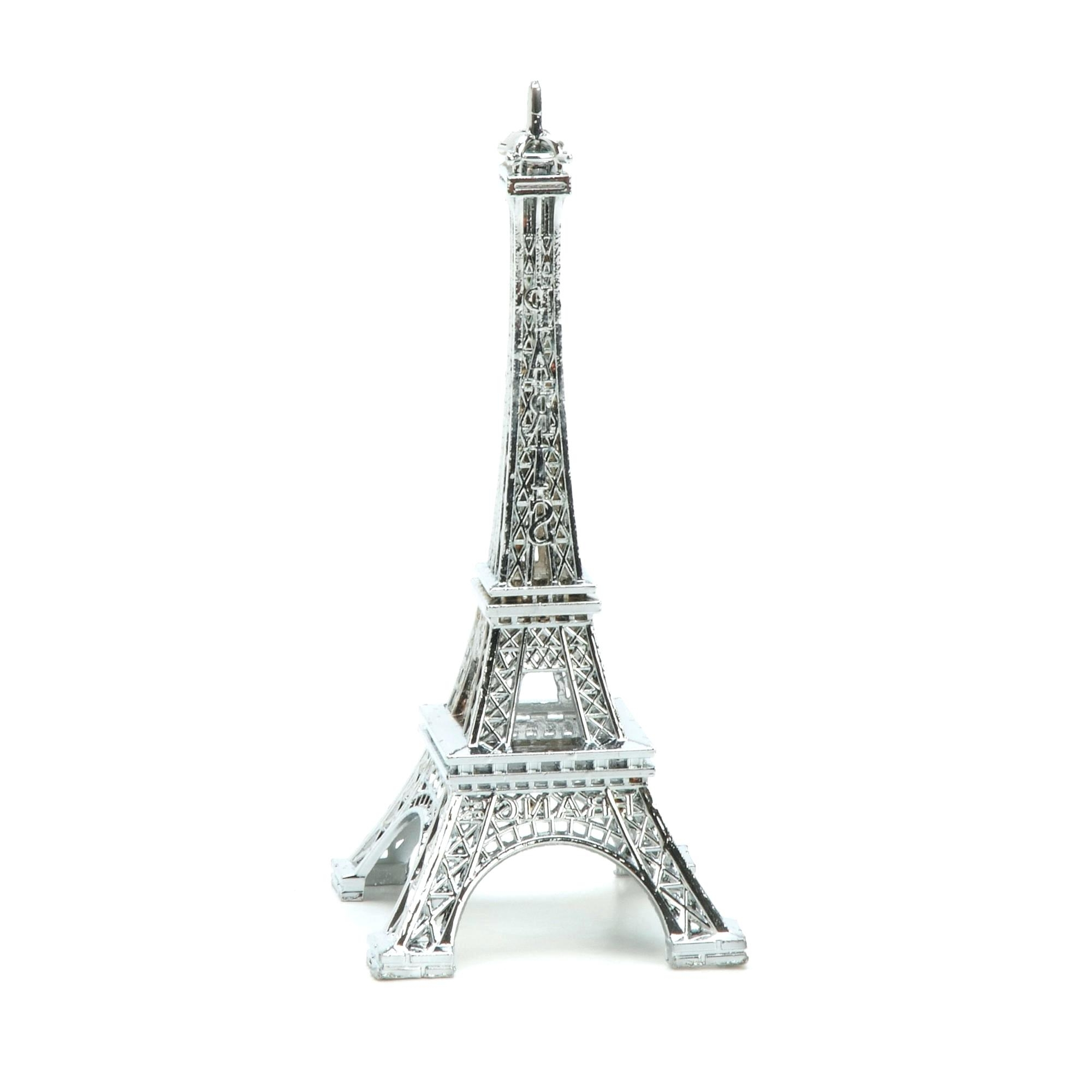 Eiffel Tower Metal Wall Decor Sculpture • Walls Decor With Regard To Preferred Metal Eiffel Tower Wall Art (View 5 of 15)