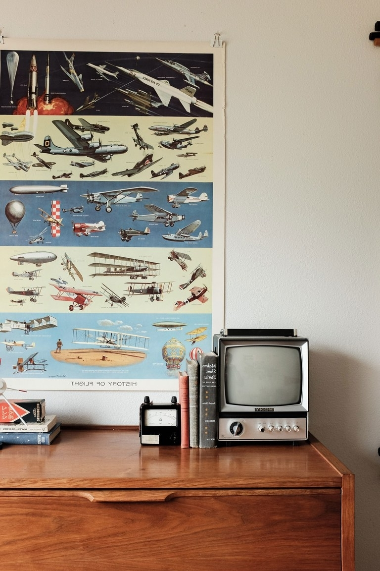 Electronic Wall Art In Recent How To Hang Unframed Art (View 5 of 15)