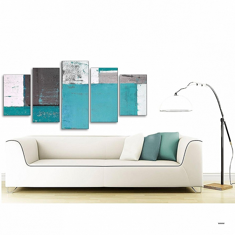 Extra Large Contemporary Wall Art Luxury Extra Teal Grey Abstract Intended For Most Up To Date Extra Large Contemporary Wall Art (View 6 of 15)