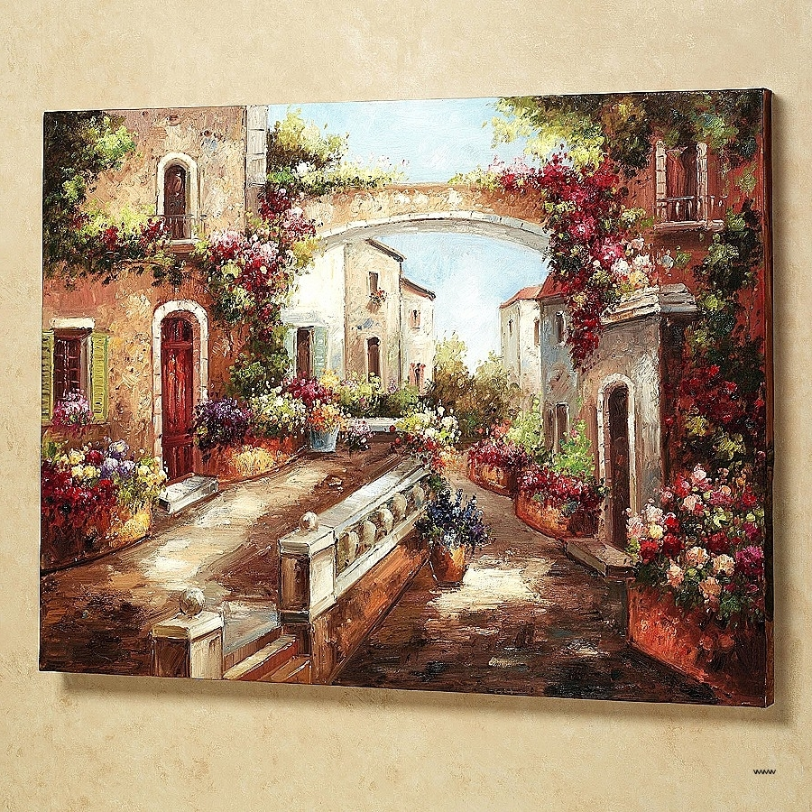 Extra Large Wall Art And Decor Fresh Wall Arts Tuscan Wall Art Intended For 2018 Tuscan Wall Art Decor (View 3 of 15)