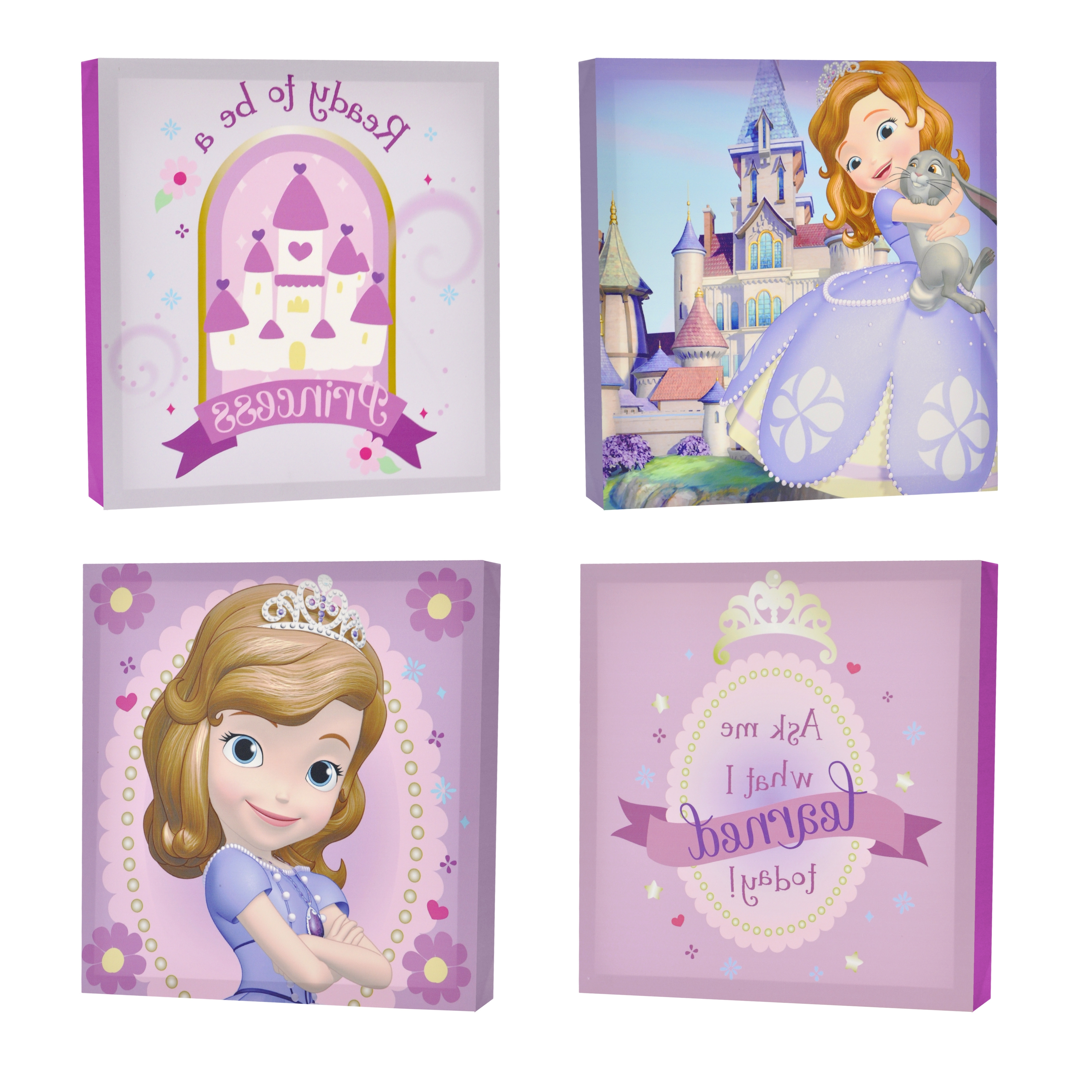Extraordinary 60+ Disney Princess Canvas Wall Art Decorating With Best And  Newest Princess Canvas Wall