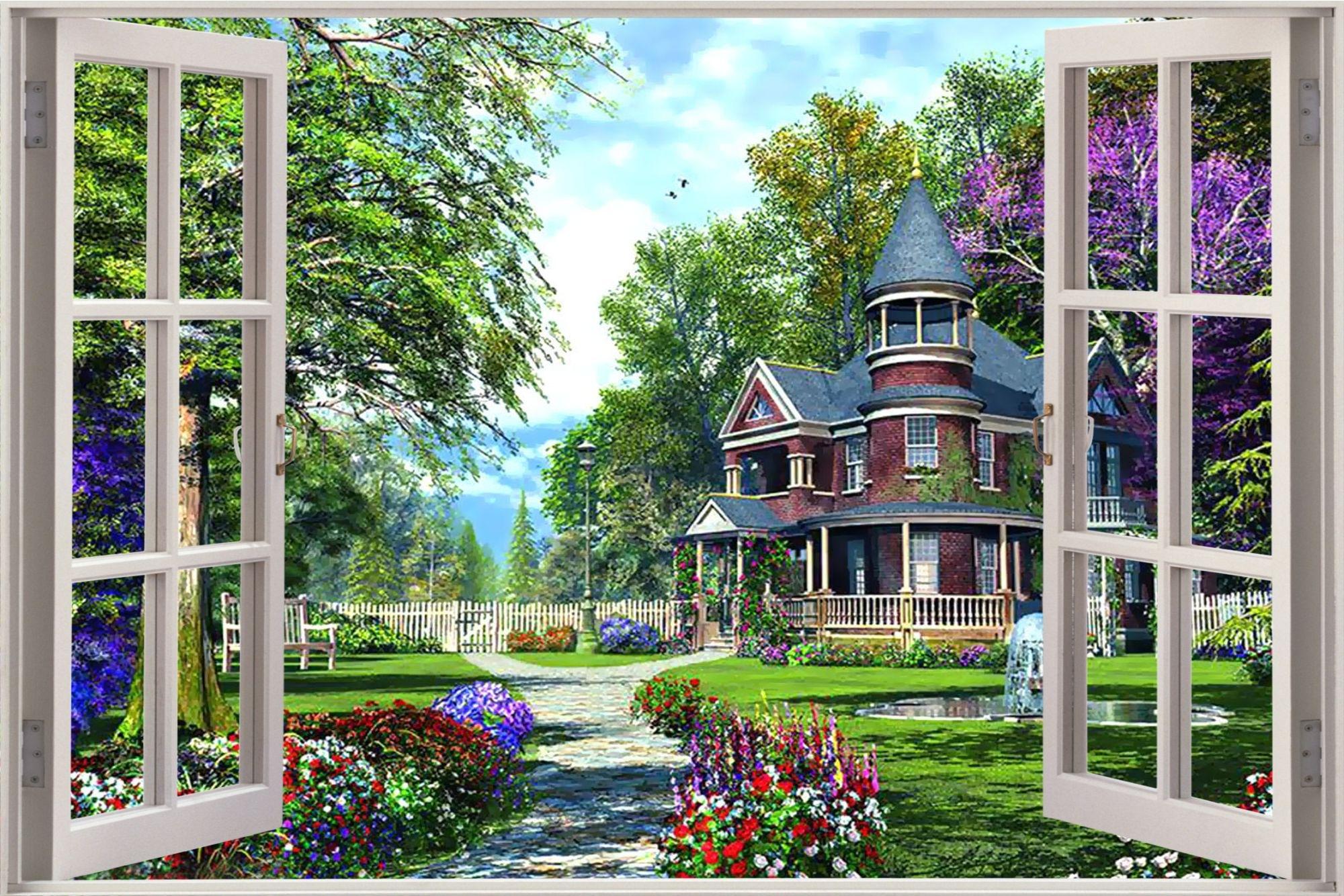 Featured Photo of 3D Garden Wall Art
