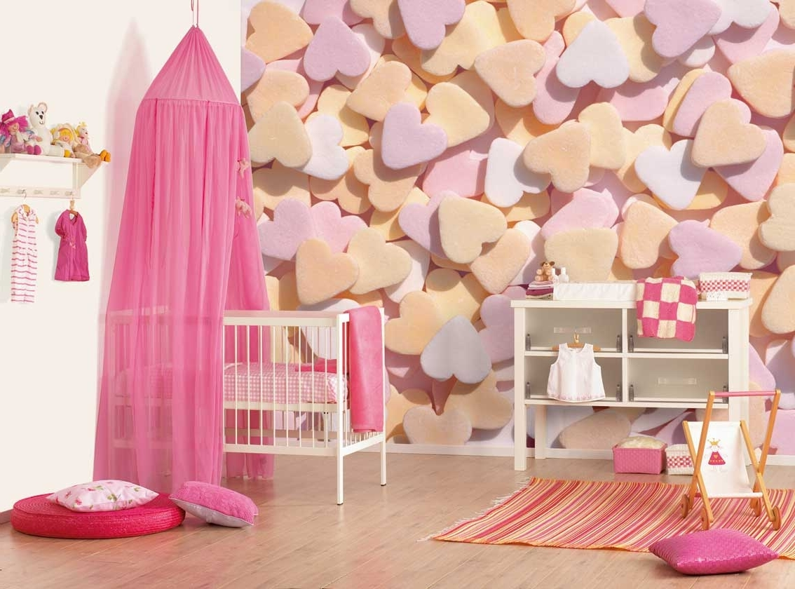 Famous 3D Wall Art For Baby Nursery Regarding 3D Wall Decor For Kids Room — Home Designs Insight (View 6 of 15)