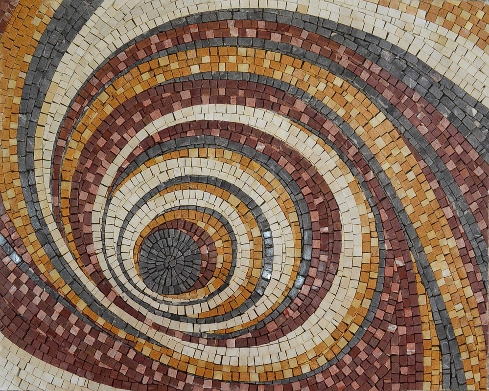 Famous Abstract – Mosaics Your Way For Abstract Mosaic Art On Wall (View 10 of 15)
