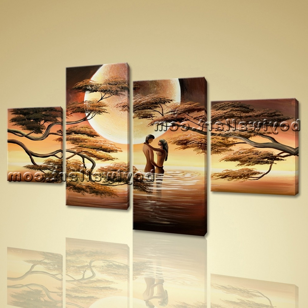 Displaying Photos of Abstract Oversized Canvas Wall Art (View 12 of ...