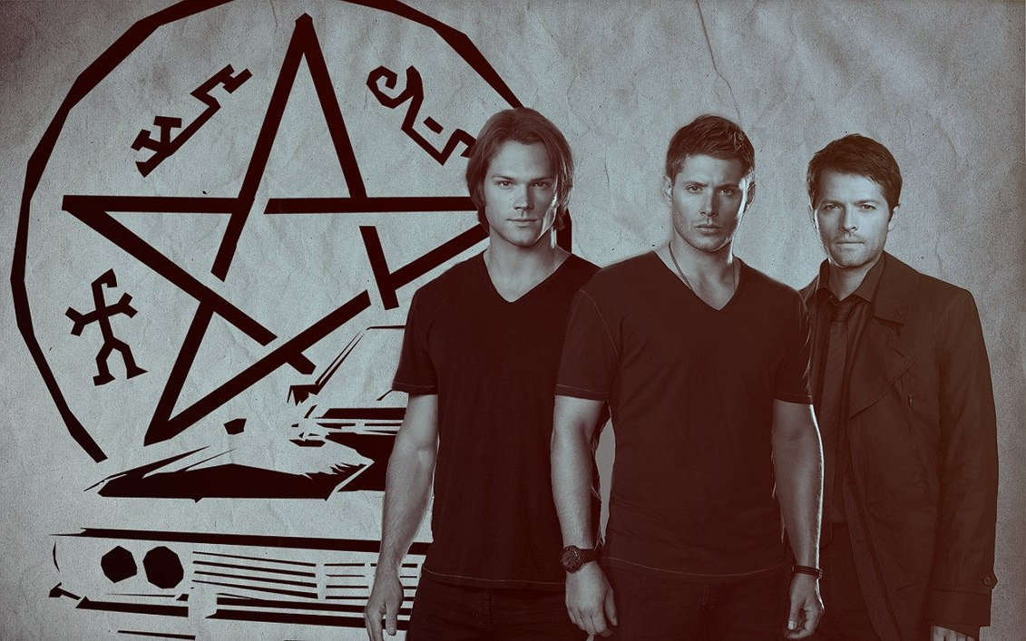 Famous Fandom – #obsessivegirlfan With Supernatural Wall Art (View 1 of 15)