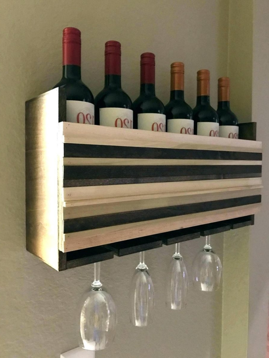 Famous Fish Bone Wall Art Throughout Wine Rack : Wall Art Wine Rack Full Size Of Metal Holder Fish (View 2 of 15)