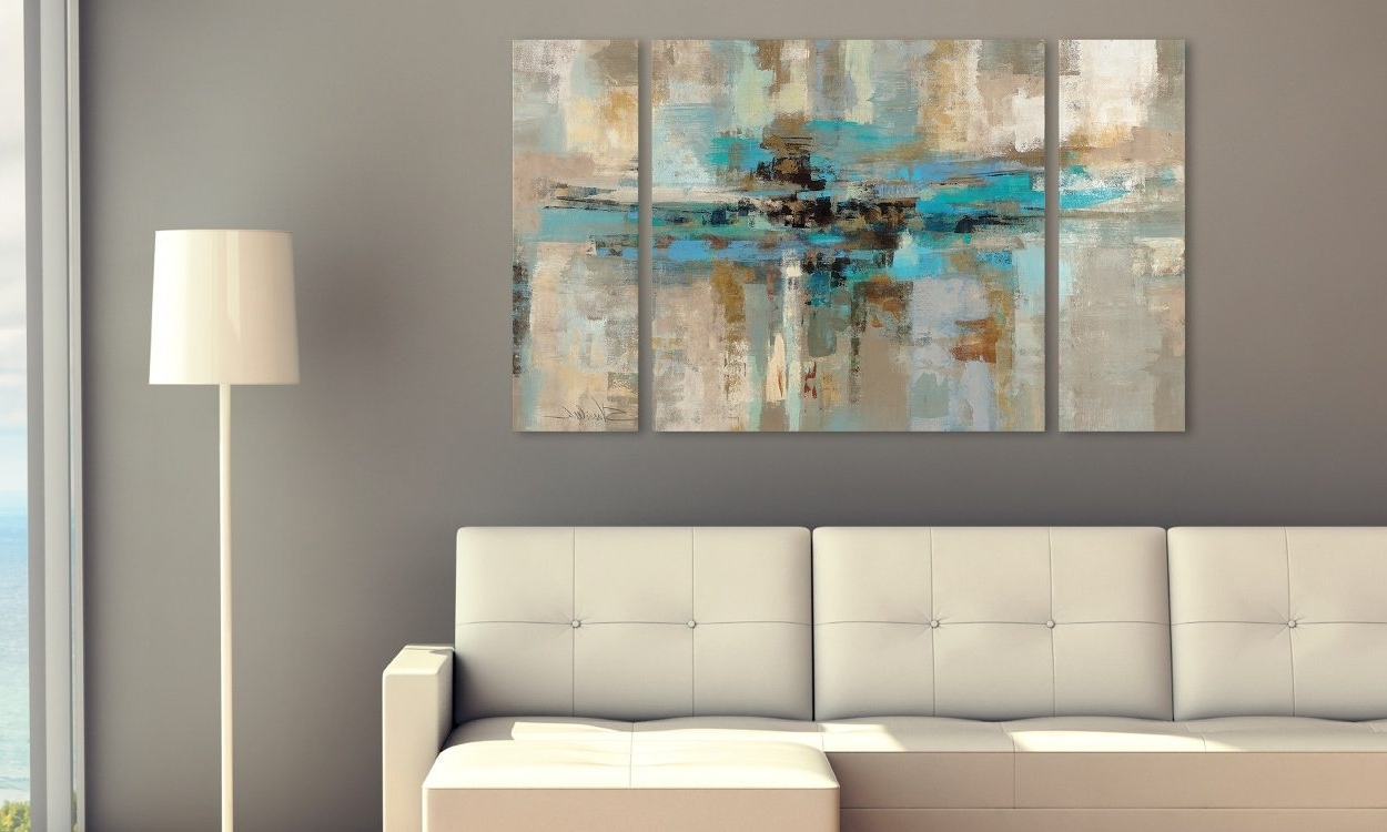 Famous Overstock Abstract Wall Art For Tips On Buying Canvas Art – Overstock (View 4 of 15)