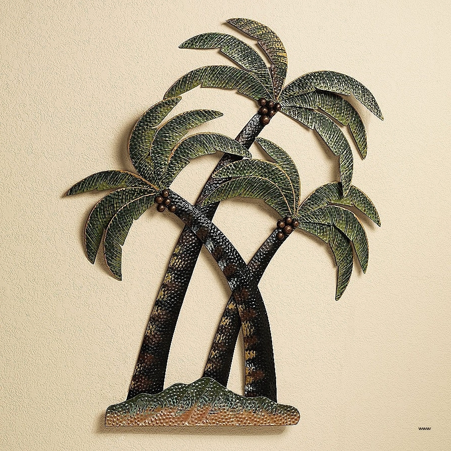 Famous Palm Tree Metal Art Pertaining To Metal Buddha Wall Art Luxury Luxury Palm Tree Metal Wall Art  (View 2 of 15)