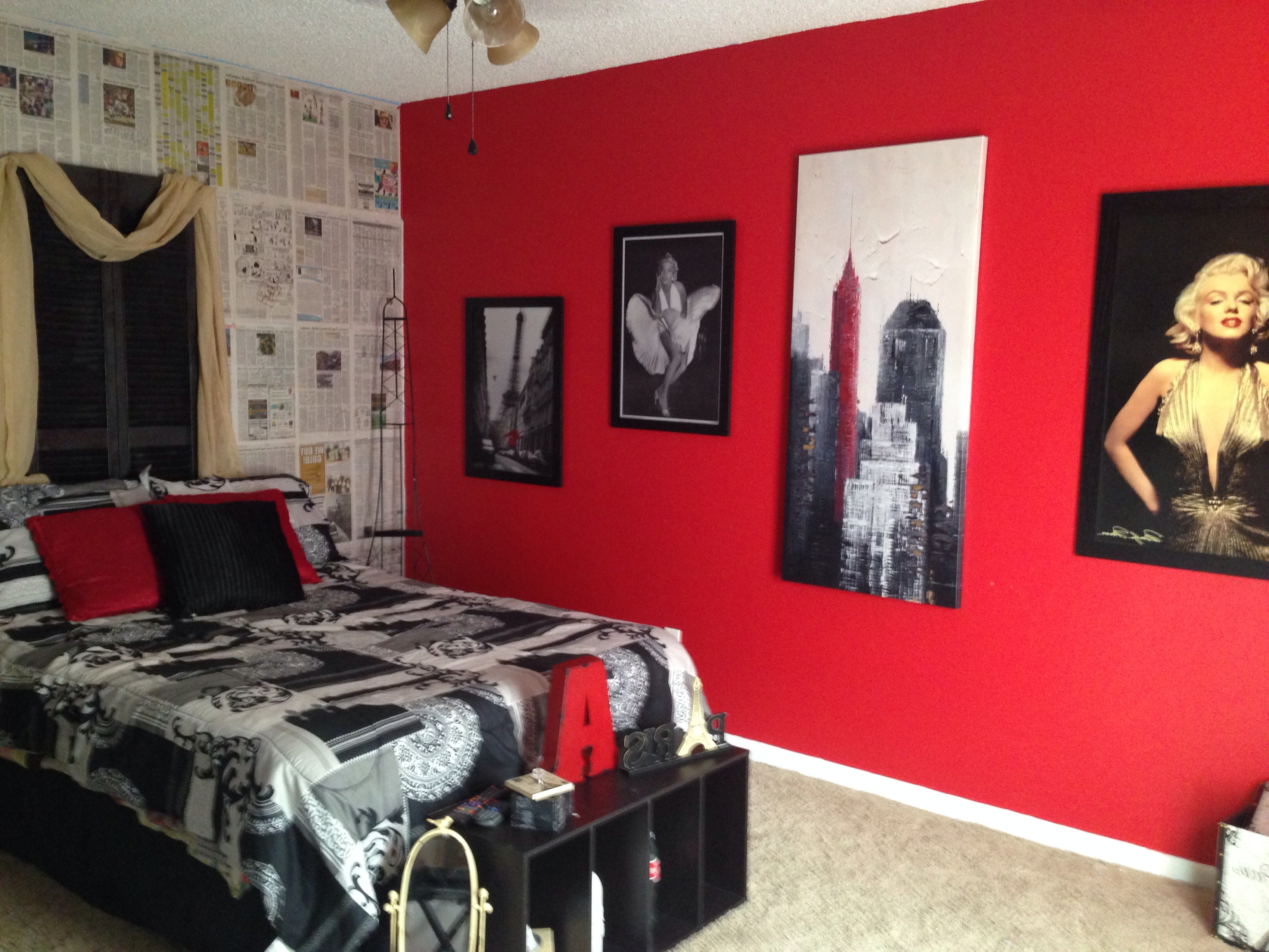 Famous Paris Themed Wall Art Pertaining To Paris Decor Bedroom Luxury Interior Design View Paris Themed (View 15 of 15)